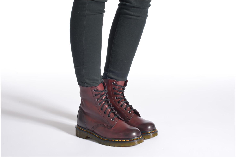 Boots en enkellaarsjes DR. Martens 1F66 W Paars onder