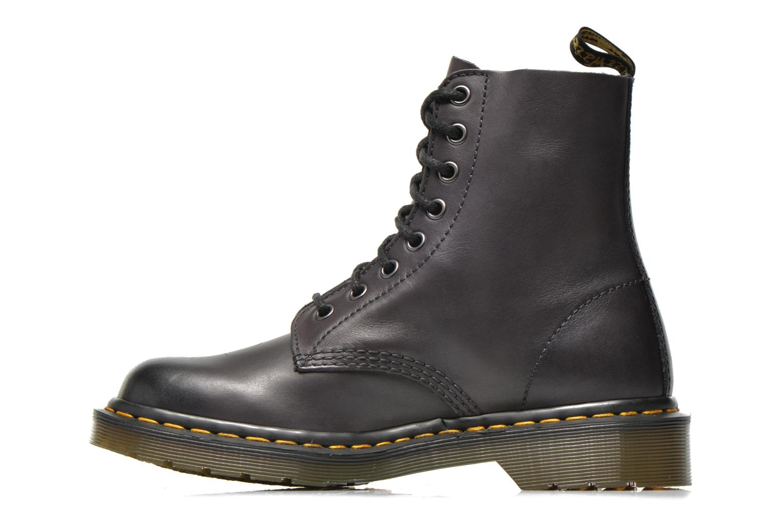 Boots en enkellaarsjes DR. Martens 1F66 W Paars voorkant