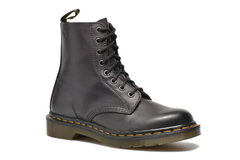 Boots en enkellaarsjes DR. Martens 1F66 W Paars detail