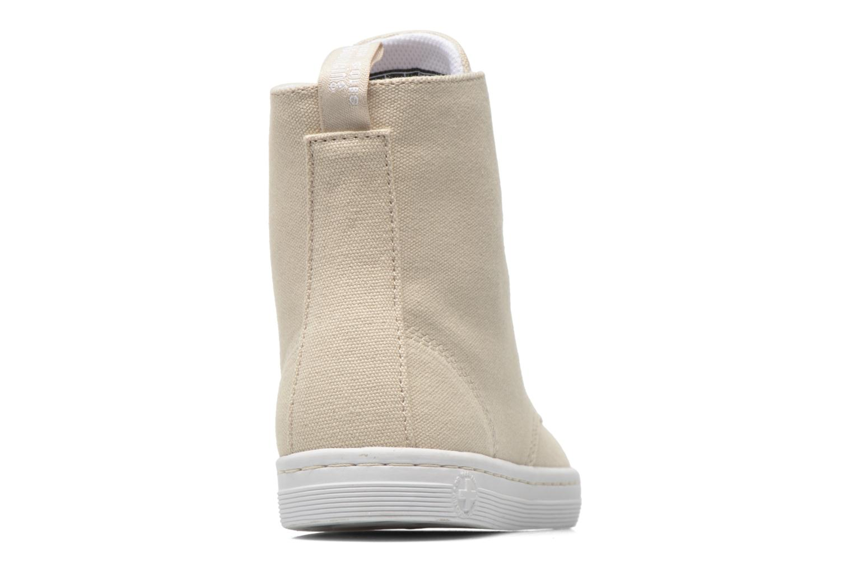 Sneaker Dr. Martens Ecletic Hackney 7 Eye Boot 3J03 beige ansicht von rechts
