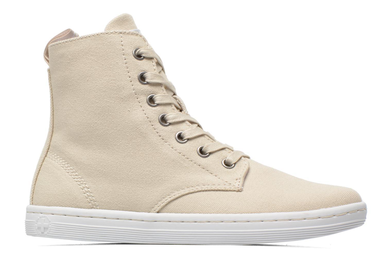 Sneaker Dr. Martens Ecletic Hackney 7 Eye Boot 3J03 beige ansicht von hinten