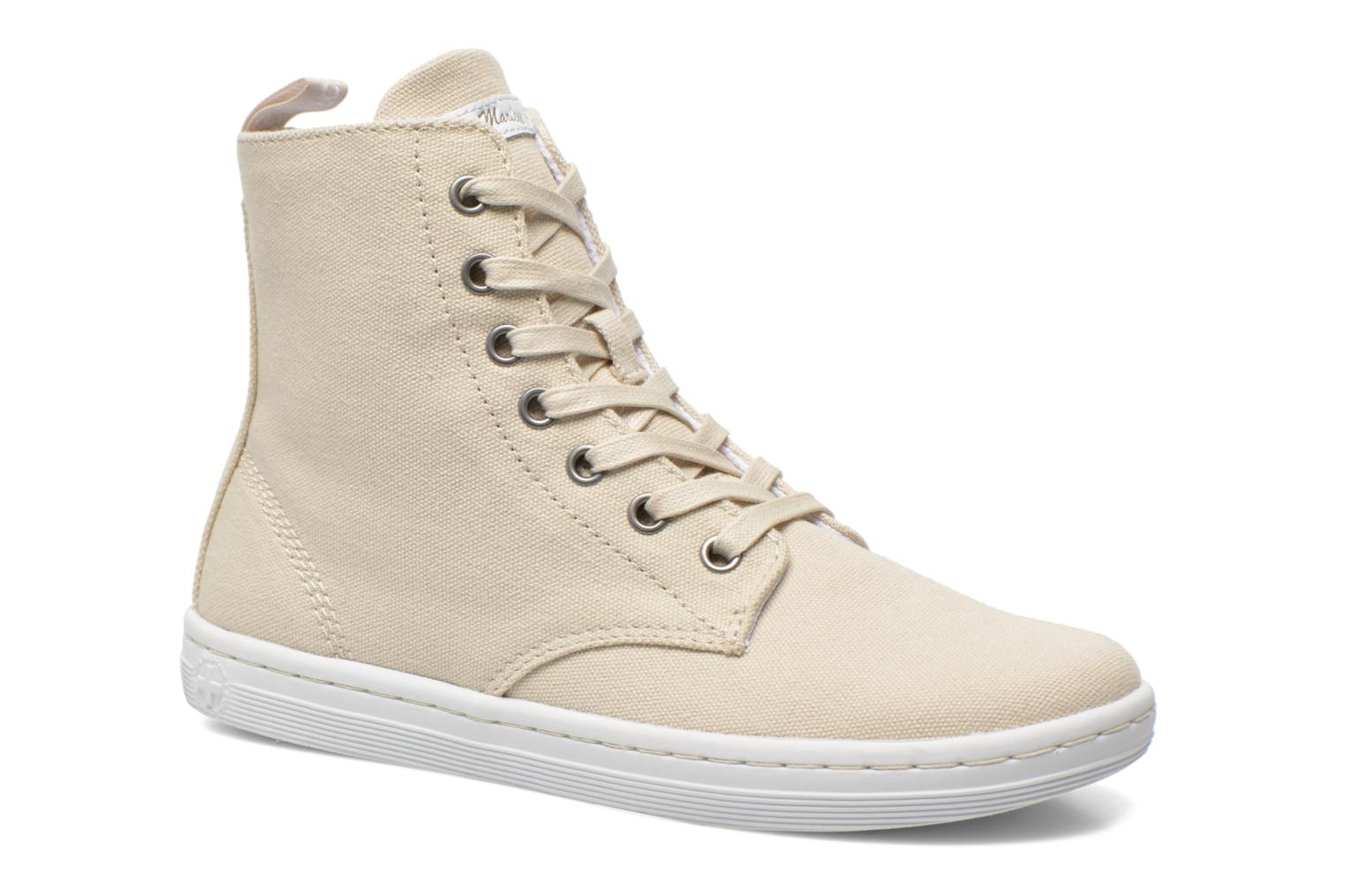 Trainers DR. Martens Ecletic Hackney 7 Eye Boot 3J03 Beige detailed view/ Pair view