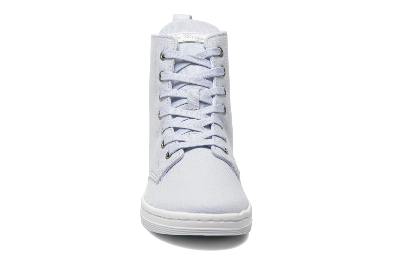 Sneaker Dr. Martens Ecletic Hackney 7 Eye Boot 3J03 blau schuhe getragen