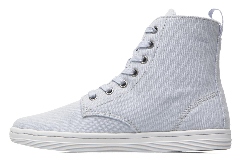 Sneaker Dr. Martens Ecletic Hackney 7 Eye Boot 3J03 blau ansicht von vorne