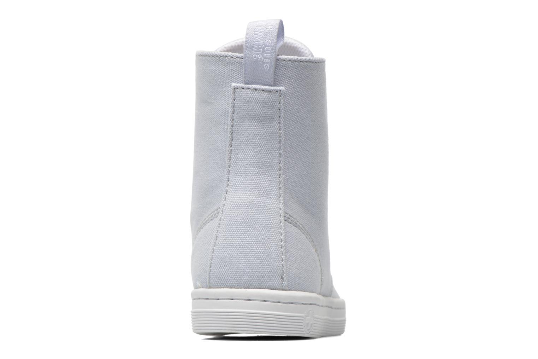 Sneaker Dr. Martens Ecletic Hackney 7 Eye Boot 3J03 blau ansicht von rechts