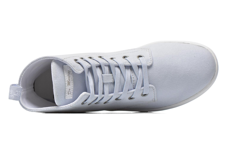 Sneaker Dr. Martens Ecletic Hackney 7 Eye Boot 3J03 blau ansicht von links