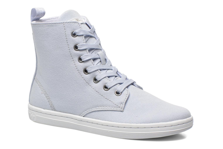 Sneaker Dr. Martens Ecletic Hackney 7 Eye Boot 3J03 blau detaillierte ansicht/modell