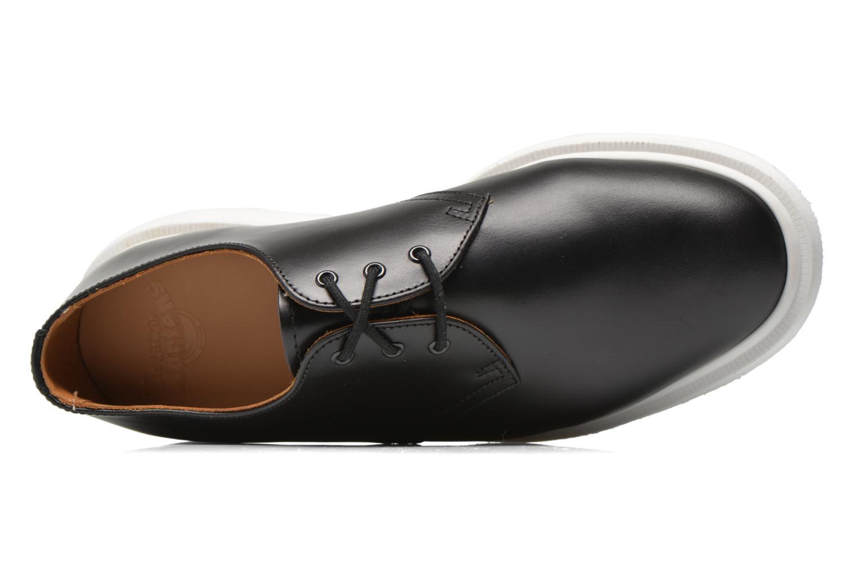 Chaussures à lacets Dr. Martens Torriano AA48 Noir vue gauche