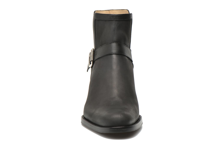 Bottines et boots Free Lance Legend 7 Boot Open Noir vue portées chaussures