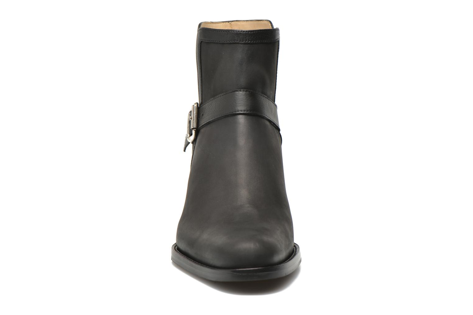 Ankle boots Free Lance Legend 7 Boot Open Black model view