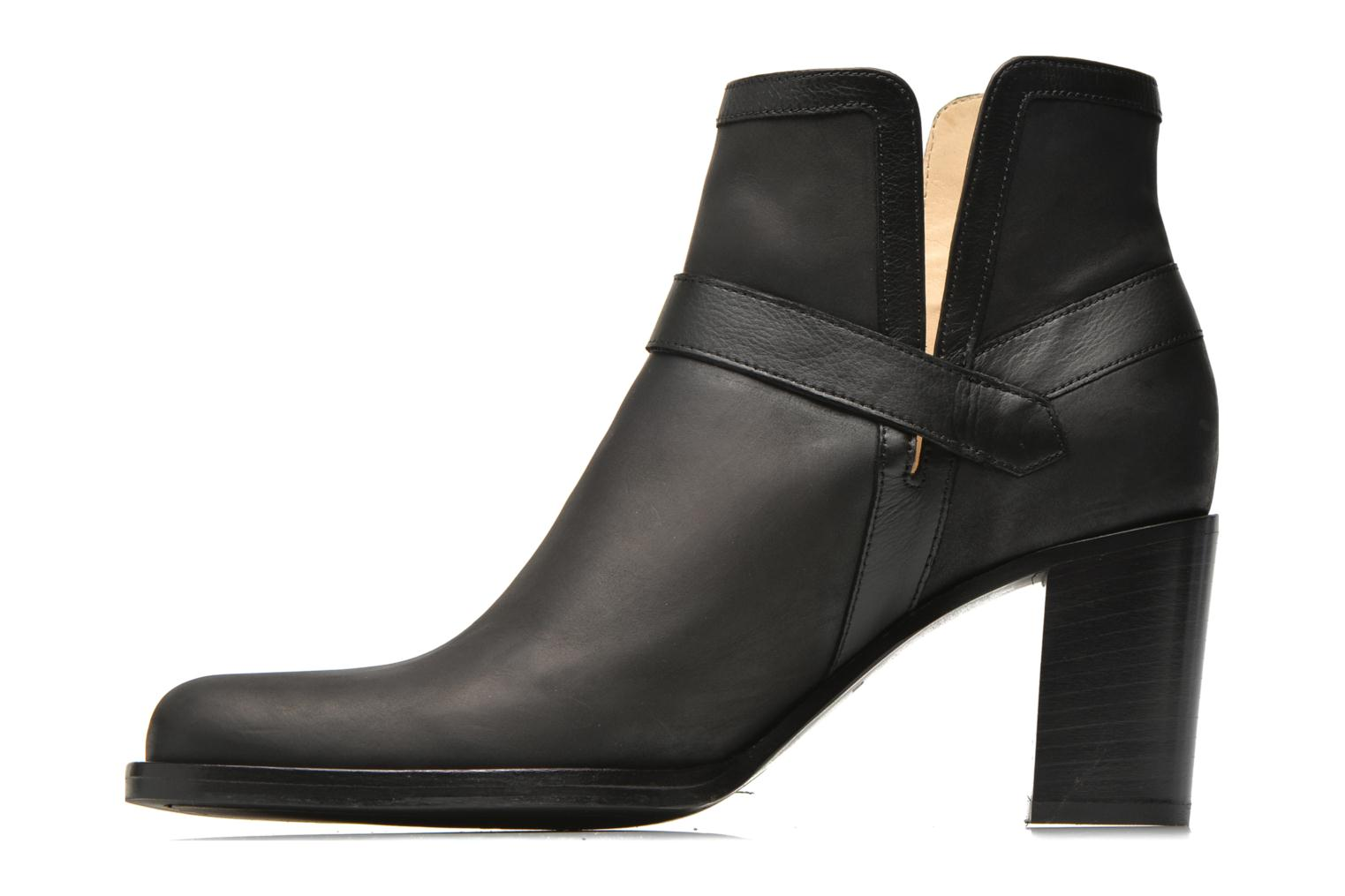 Ankle boots Free Lance Legend 7 Boot Open Black front view