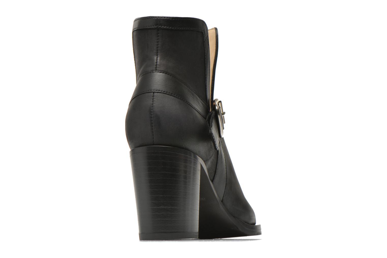 Bottines et boots Free Lance Legend 7 Boot Open Noir vue droite