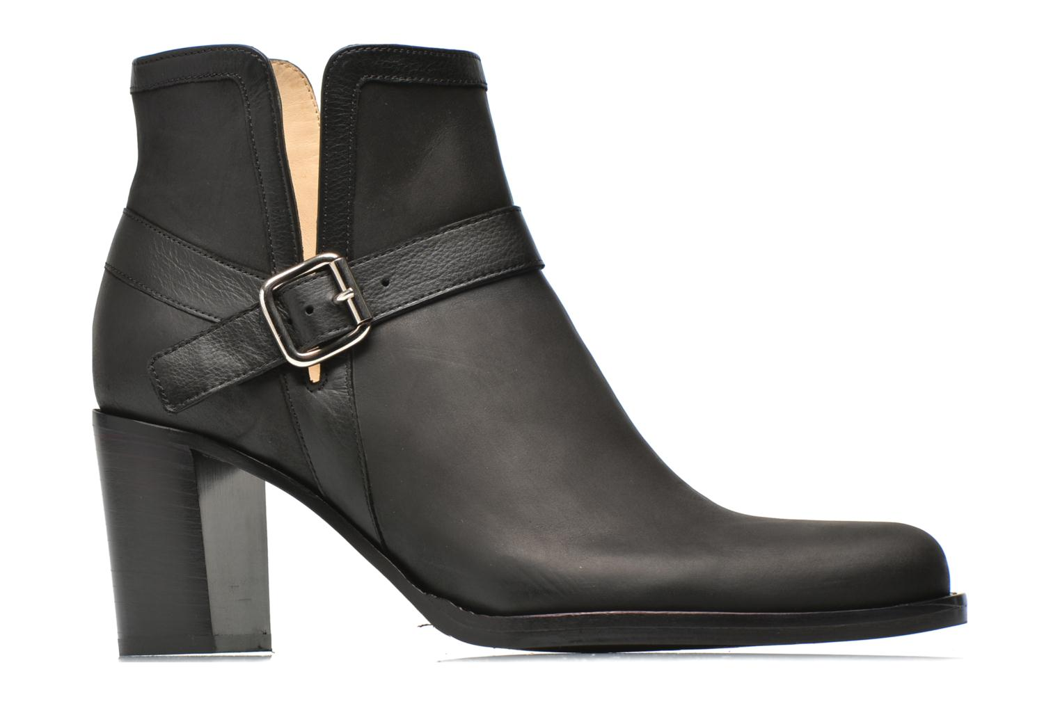 Ankle boots Free Lance Legend 7 Boot Open Black back view
