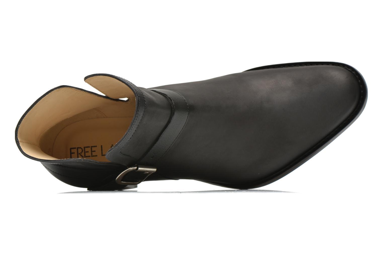 Bottines et boots Free Lance Legend 7 Boot Open Noir vue gauche
