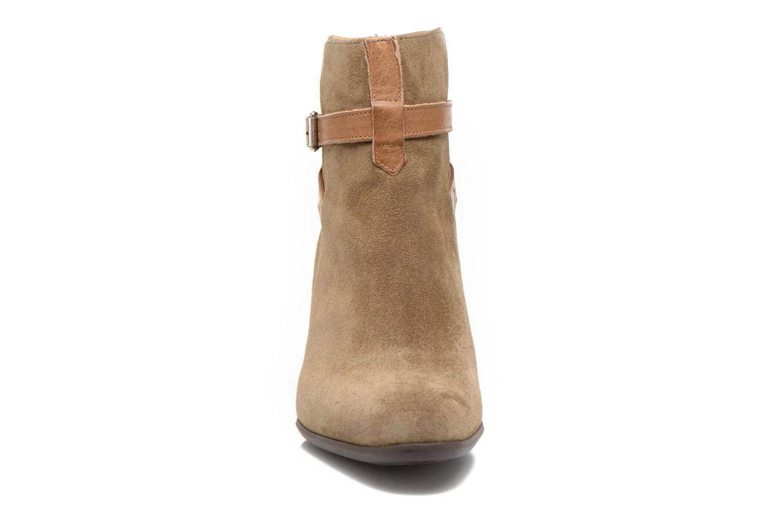 Bottines et boots Free Lance Balza 7 Boot Strap Marron vue portées chaussures