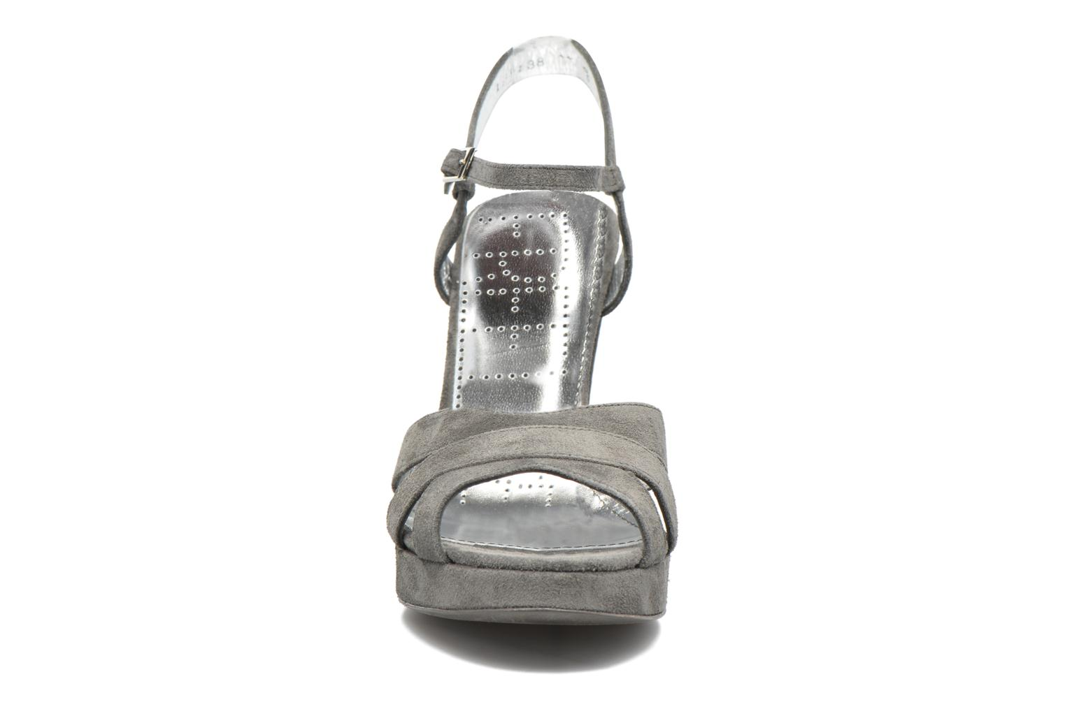 Sandals Free Lance Eve 7 Sandal Grey model view