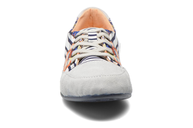 Schnürschuhe Desigual SHOES_HAPPY 4 mehrfarbig schuhe getragen