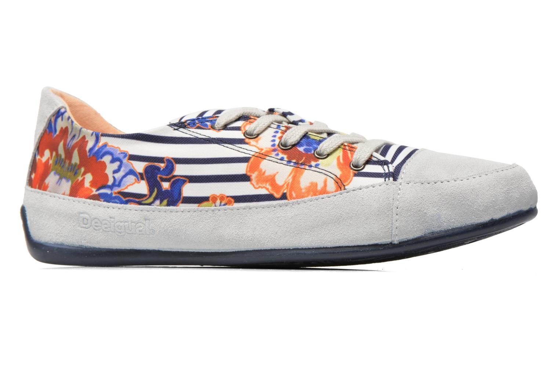 Zapatos con cordones Desigual SHOES_HAPPY 4 Multicolor vistra trasera