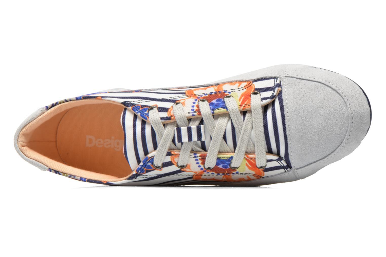 Chaussures à lacets Desigual SHOES_HAPPY 4 Multicolore vue gauche