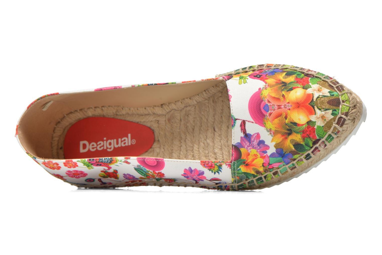 Alpargatas Desigual SHOES_GABRIELA 6 Multicolor vista lateral izquierda
