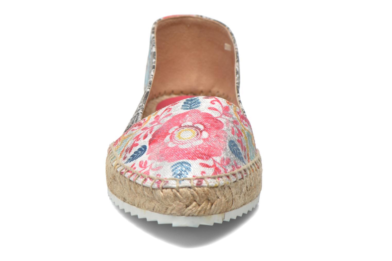 Espadrilles Desigual SHOES_GABRIELA 1 Multicolore vue portées chaussures
