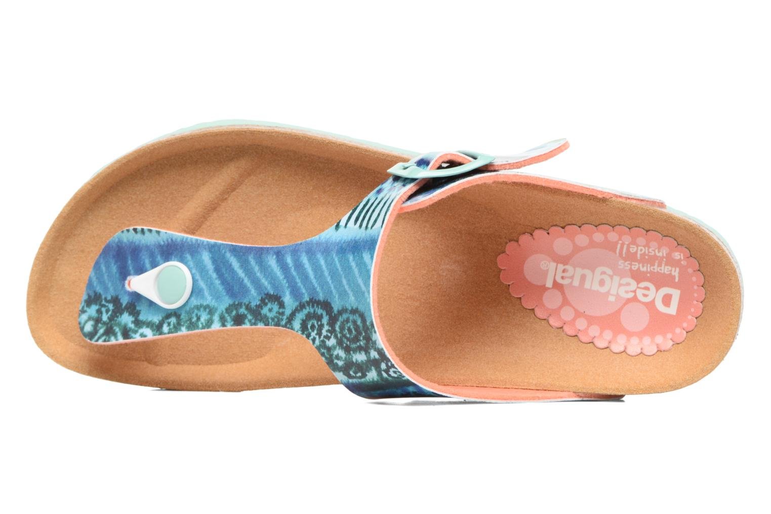 Sandals Desigual SHOES_BIO 3 Multicolor view from the left