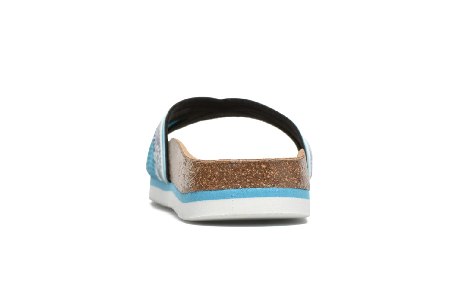 Mules & clogs Desigual SHOES_BEACH BIO 11 NORA Blue view from the right