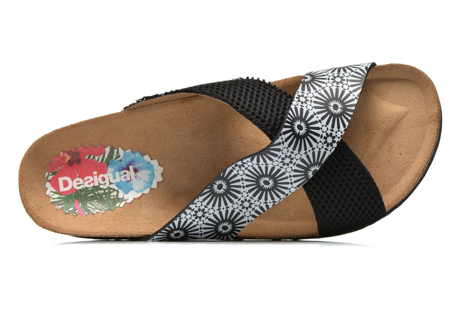 Mules & clogs Desigual SHOES_BIO 10 MEGARA Black view from the left