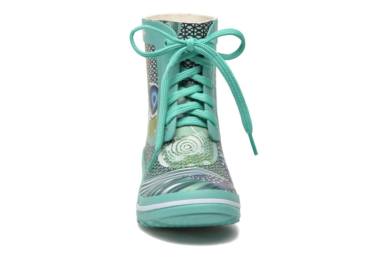 Ankelstøvler Desigual SHOES_CAIQU Grøn se skoene på