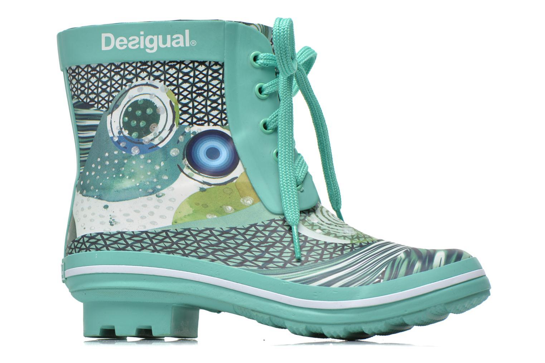 Boots en enkellaarsjes Desigual SHOES_CAIQU Groen achterkant
