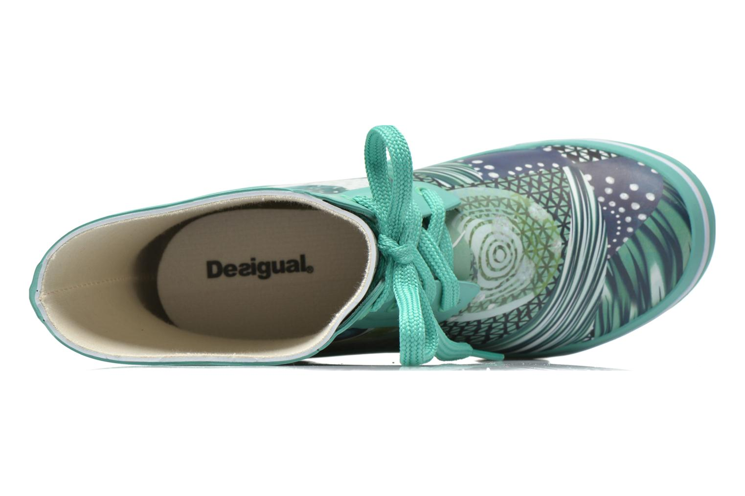 Ankle boots Desigual SHOES_CAIQU Green view from the left