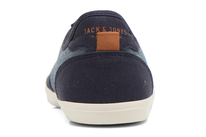 Baskets Jack & Jones JJ Siesta Bleu vue droite