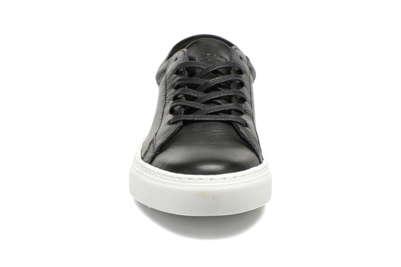 Sneaker Jack & Jones JJ Galaxy schwarz schuhe getragen
