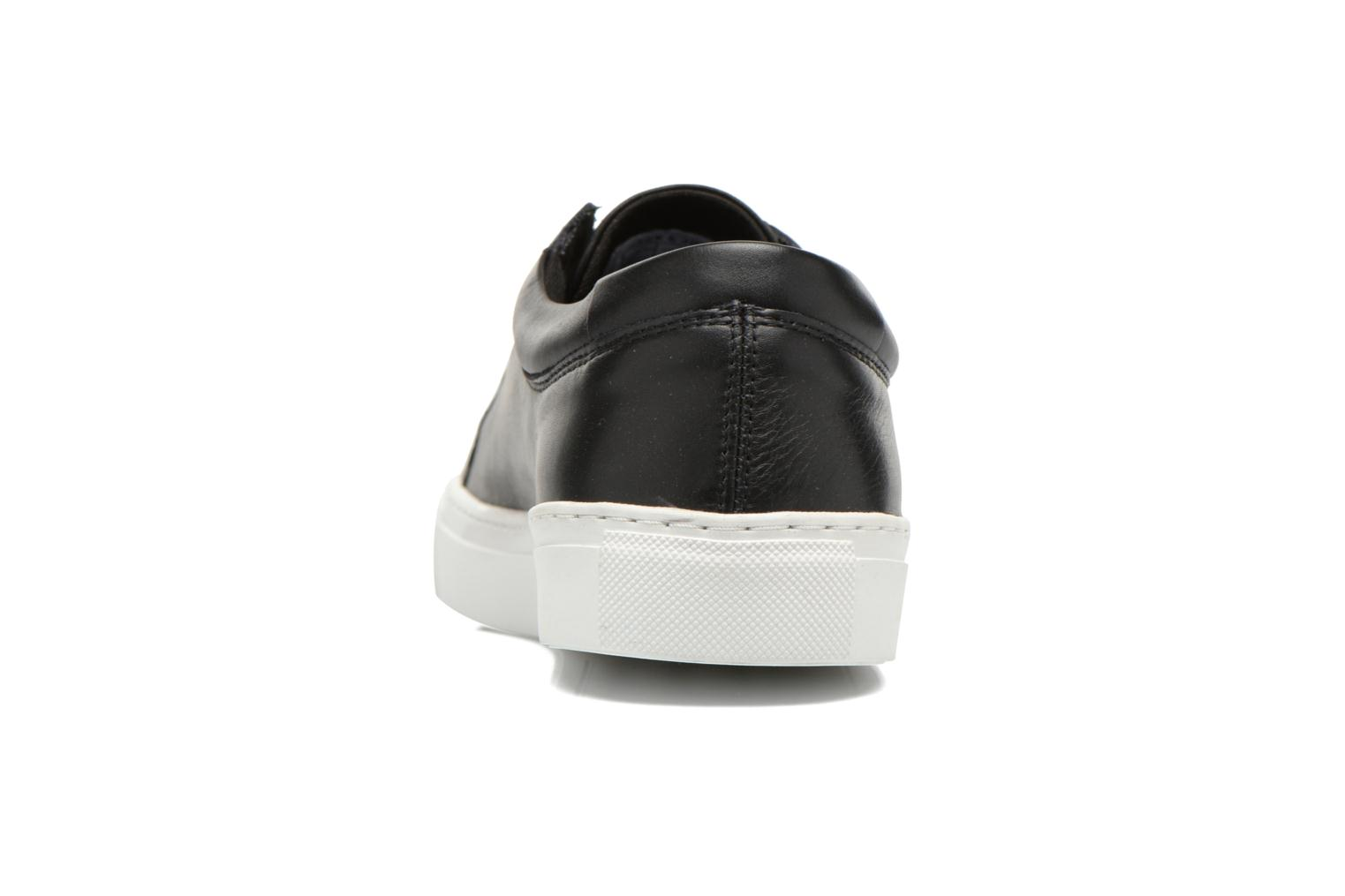 Sneaker Jack & Jones JJ Galaxy schwarz ansicht von rechts