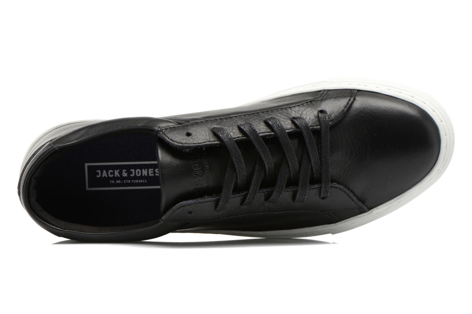 Trainers Jack & Jones JJ Galaxy Black view from the left