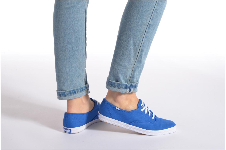 Sneaker Keds Champion CVO W mehrfarbig ansicht von unten / tasche getragen