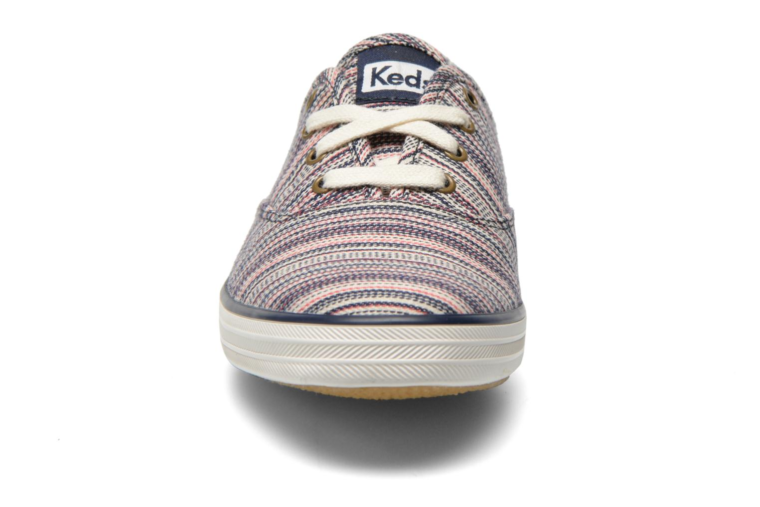 Trainers Keds Champion CVO W Multicolor model view