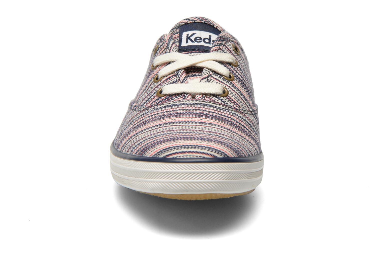 Baskets Keds Champion CVO W Multicolore vue portées chaussures