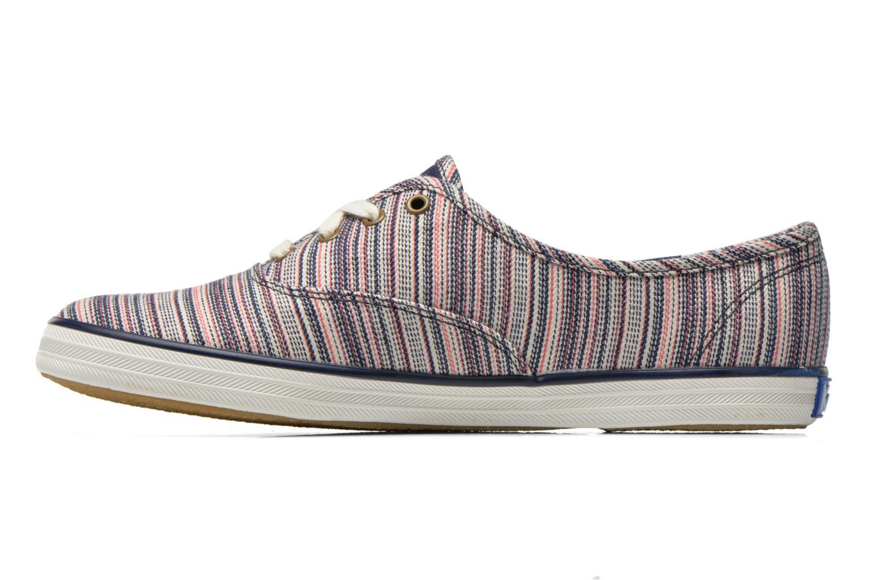 Sneaker Keds Champion CVO W mehrfarbig ansicht von vorne