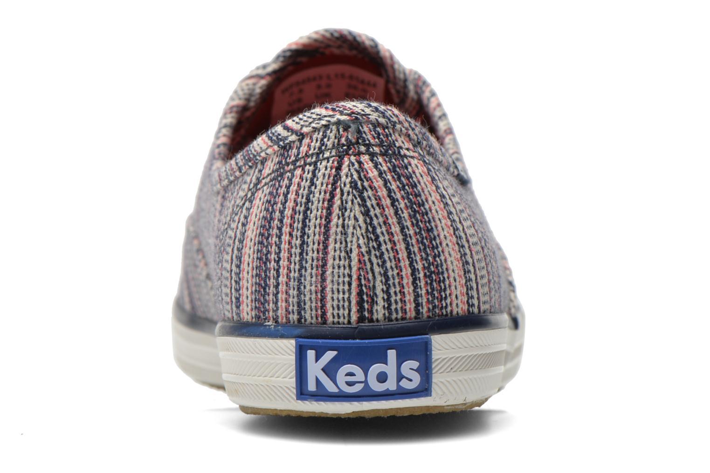 Sneaker Keds Champion CVO W mehrfarbig ansicht von rechts