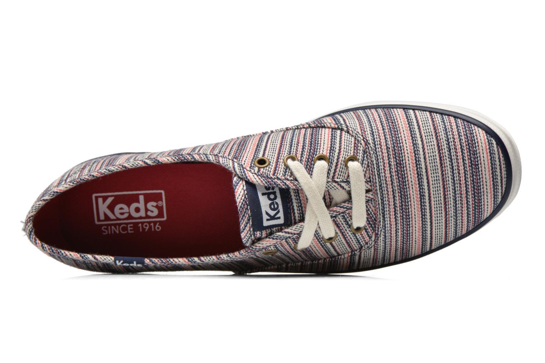 Sneaker Keds Champion CVO W mehrfarbig ansicht von links