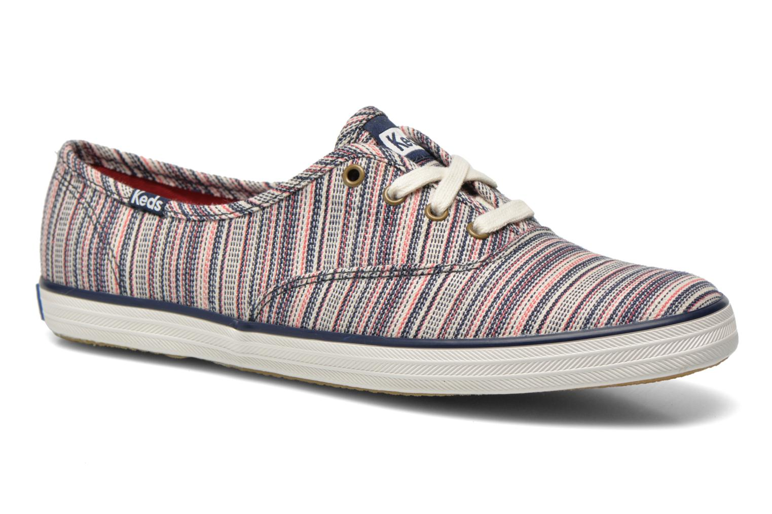 Champion CVO W Skinny stripe denim