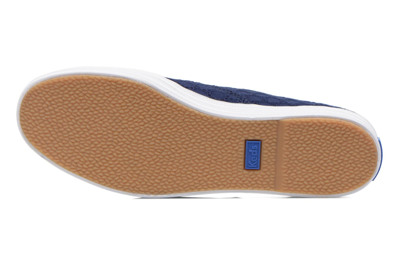 Sneakers Keds Triple eyelet Blauw boven