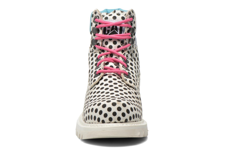 Bottines et boots Caterpillar Colorado Spy Multicolore vue portées chaussures
