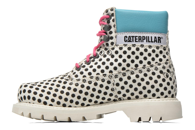 Bottines et boots Caterpillar Colorado Spy Multicolore vue face