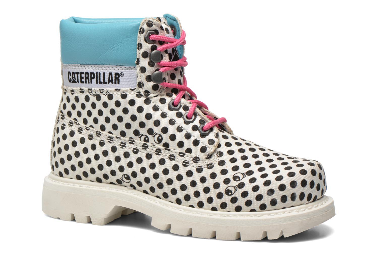 Bottines et boots Caterpillar Colorado Spy Multicolore vue détail/paire