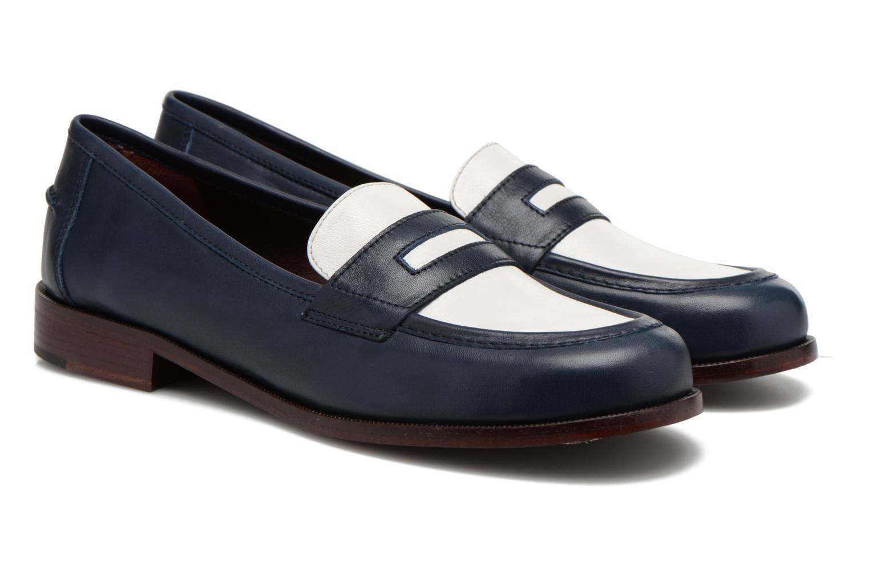 Loafers Avril Gau Farc Blå 3/4 billede