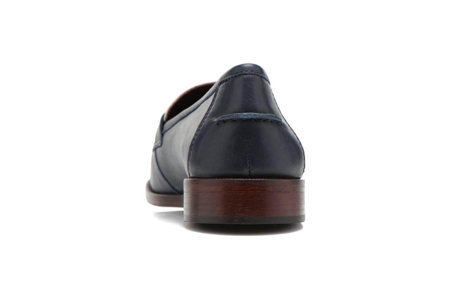 Loafers Avril Gau Farc Blue view from the right