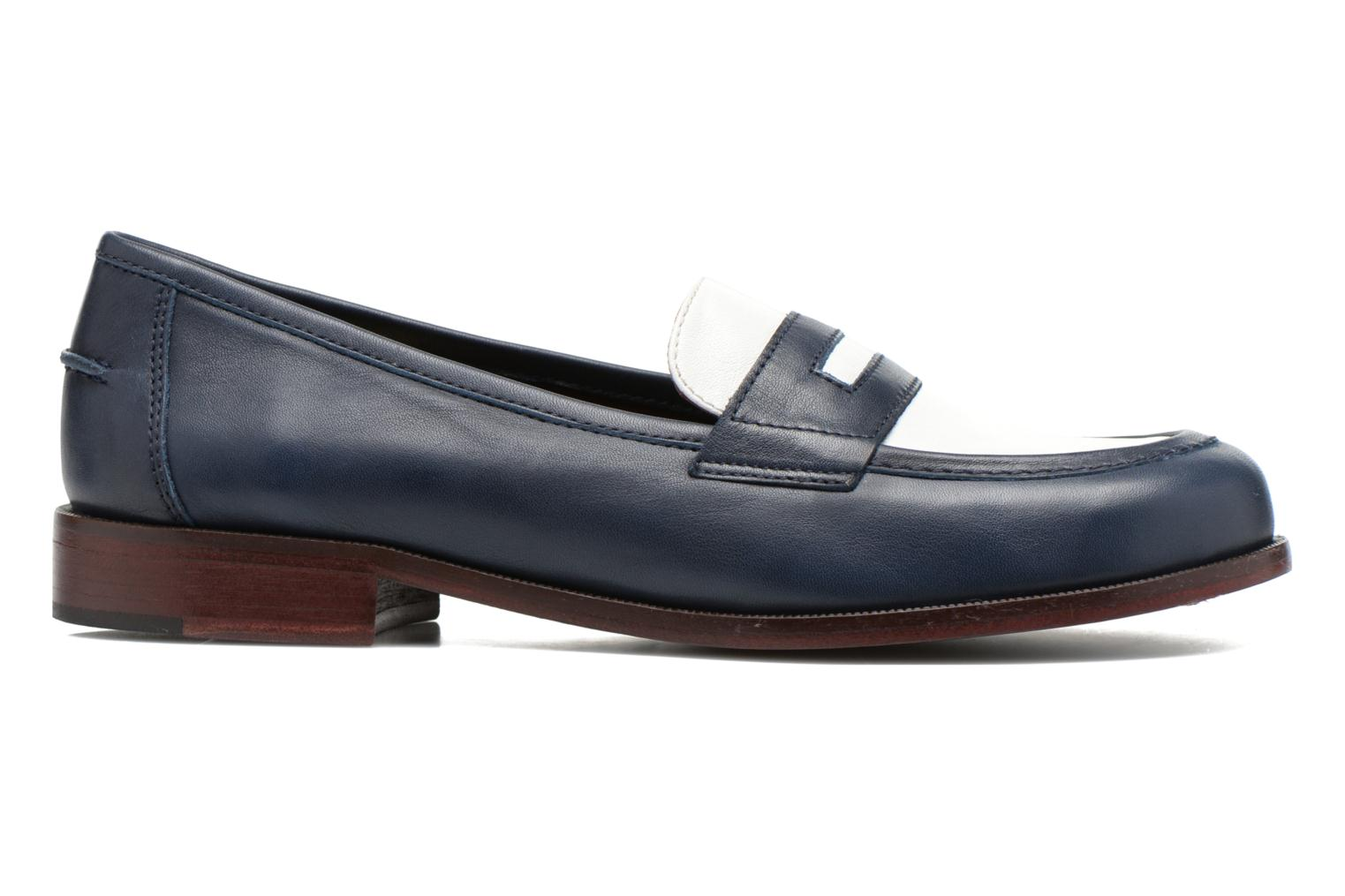 Loafers Avril Gau Farc Blue back view