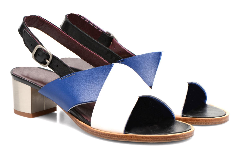 Sandals Avril Gau Uba Multicolor 3/4 view